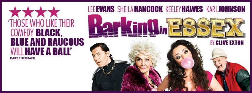 Barking in Essex at Wyndhams Theatre 2013