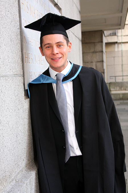 Chris Parker - Law Student Birkbeck