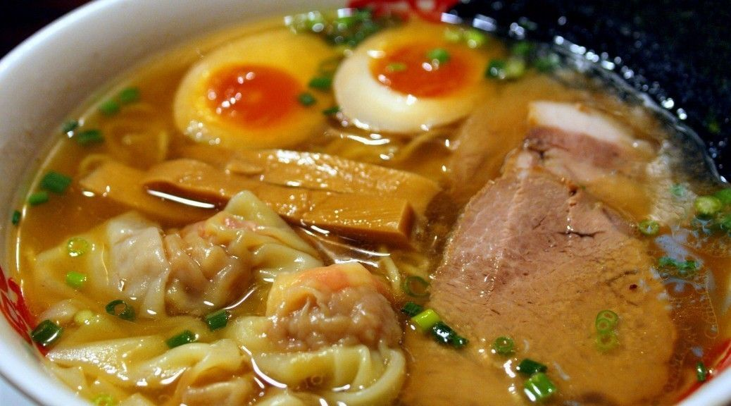 Ramen a potted history of the world's favourite instant meal