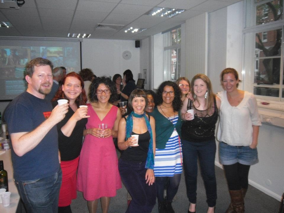 Birkbeck Spanish and Portuguese Society Event Jan 2014