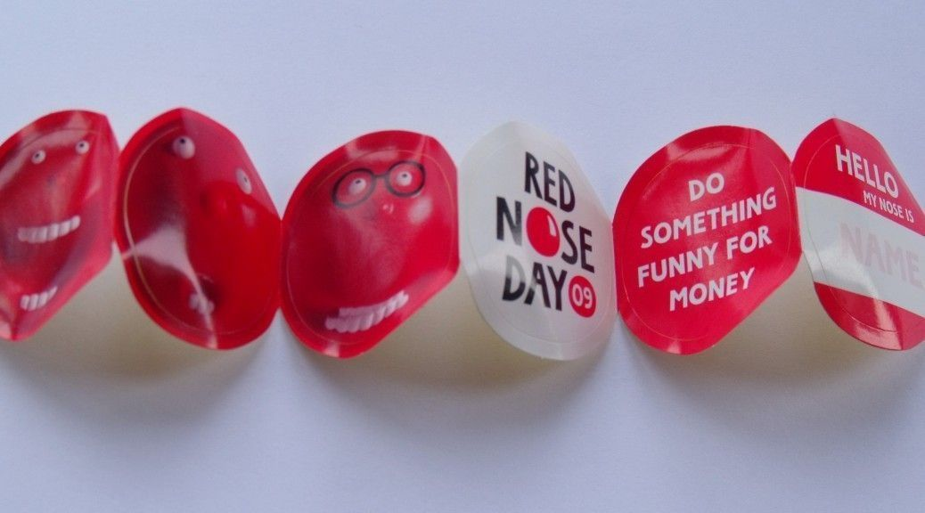 The Croydon Mile: Sports Relief and Red Nose Day