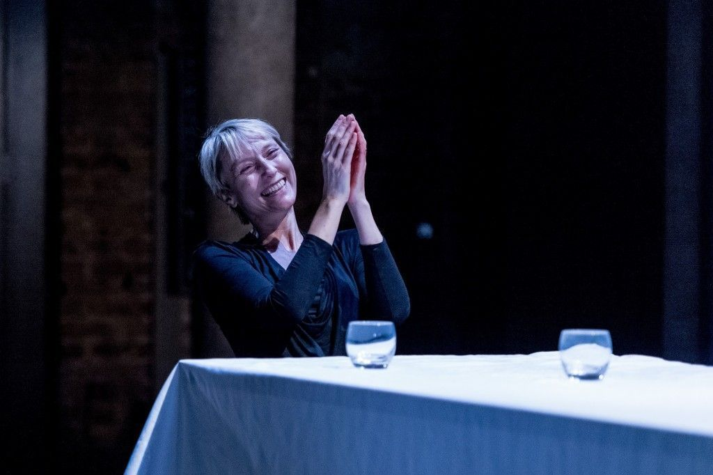 Lia Williams as Credit: Manuel Harlan