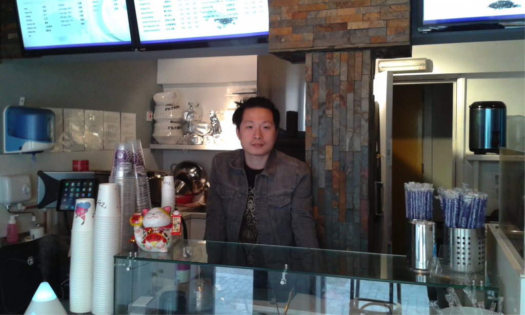 chatime manager